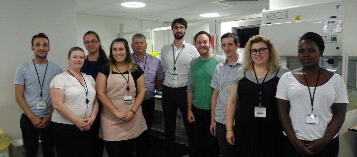 SCMD Staff